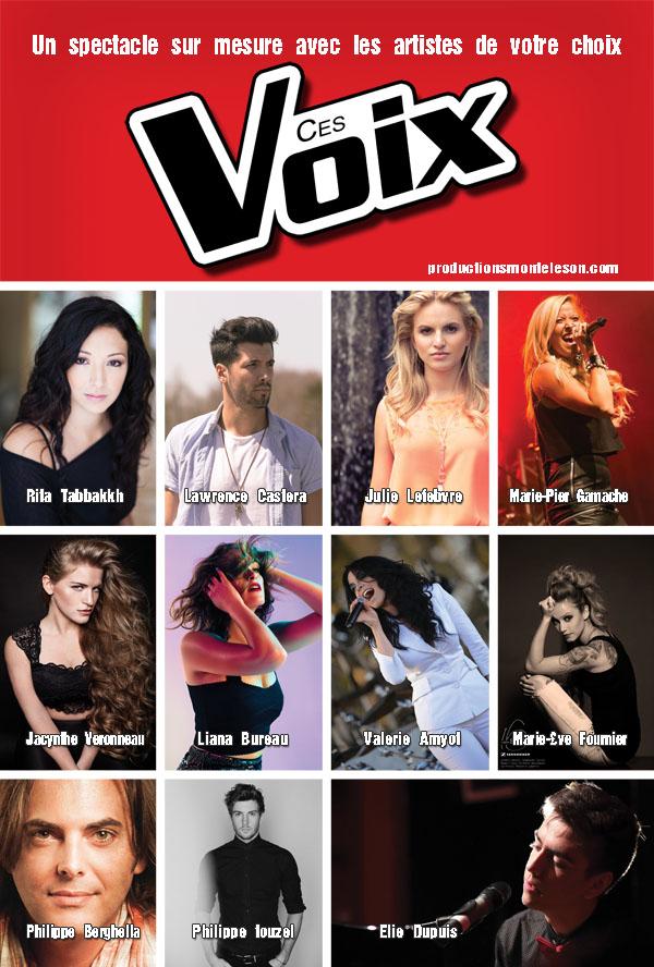 Poster Ces Voix web